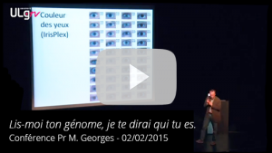 Conference Lis moi ton genome