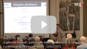 Video Avicenne mon genome