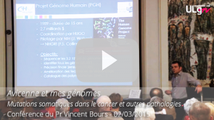 Conference mes genomes